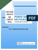 Reporte - Examen Unidad 1 y 2