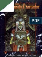 Vampiro a Idade das Trevas - Livro de Segredos do Narrador - Biblioteca Élfica.pdf