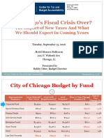 Is Chicago's Fiscal Crisis Over?