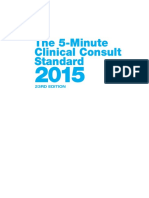 Domino, Frank - The 5-Minute Clinical Consult Standard 2015 (23rd Ed)