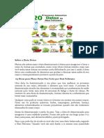 Sobre Dieta Detox Por Rose Feliciano