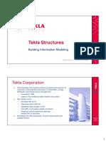 TeklaStructures LUT