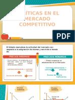 Políticas en El Mercado Competitivo