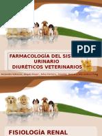 Diureticos Veterinarios