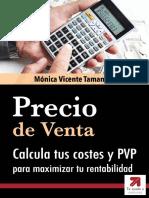 Cómo Calcular Los Costos Y El Precio De Venta De Tus Productos - Mónica Vicente