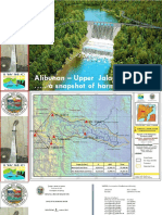 Alibunan Jalaur Watershed Score Card and Watershed Report Card