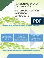 01 Ley Del Sistema Nacional 28245