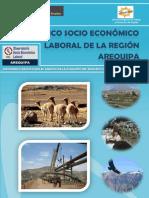 """""""Diagnóstico Socioeconómico Laboral de La Región Arequipa"""""""