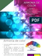Armonia de Color