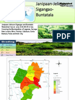 Watershed Report Card for Janipaan Jelicuon Watershed Iloilo Province