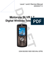 motorola l7 slvr service manual level 1 and 2