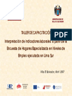 74101399 Taller Villa ElSalvador