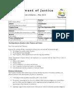 Enforcement Officer Job Description