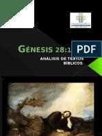 Génesis 28 10 -20