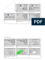 Clorox Fuzion - Storyboard