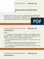 3 - Método de La Ruta Crítica