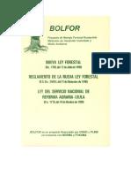 Ley Forestal Nº1700