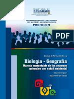 UF14 Biologia Geografia 2016