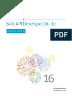 Asynchronous Apex API