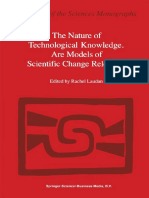 The Nature of Technological Knowledge. Are Models of Scientific Change Relevant