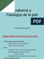 Anatomia Fisiologia de La Piel
