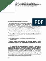 Desarrollo de Biotecnologia