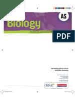 As Biology Sample