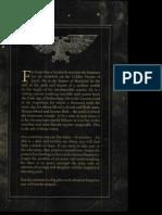 Warhammer 40k - Rule Book 6th Edition