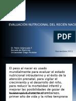 Evaluacion Nutricional Del Recien Nacido