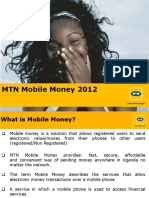 MTN Agent Training Manual