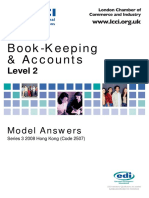 2008 LCCI Level 2 (2507) Series 3 Model Answers