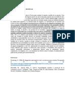 Análisis pelicula Cadena de Favores