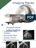 Cardiac Imaging Planes