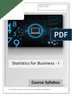 IIMB CourseSyllabus QM101.1x