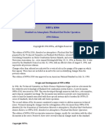 NFPA 8504 Standard on Atmospheric Fluidized-Bed Boiler Operation
