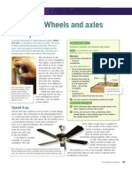 Pulleys and Wheels