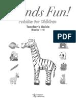 Sounds Fun! 1-4 Teacher's Book