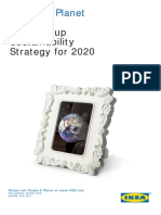 Sustainability Strategy People and Planet Positive