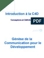 la C4D