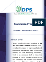 DPS Franchisee Proposal