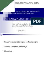 Prerada Plastike i Gume