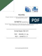 InterfacePCF e