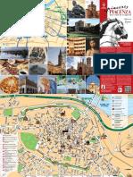 cartina turistica - Piacenza