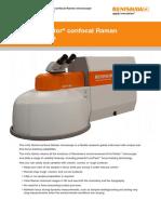 InVia Qontor Confocal Raman Microscope