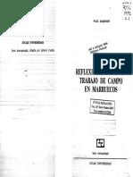 Rabinow Paul Reflexiones Sobre Un Trabajo de Campo en Marruecos.pdf