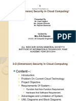 3D Cloud Computing Presentation.
