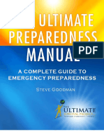 The Ultimate Preparedness Manual