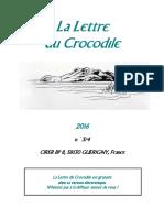 La lettre Crocodile
