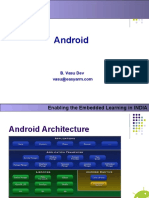 Android System Overview