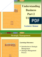 Lesson 04-Strategic Management